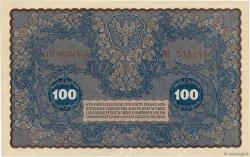 100 Marek POLOGNE  1919 P.027 SUP