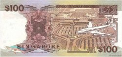 100 Dollars SINGAPOUR  1985 P.23a SUP