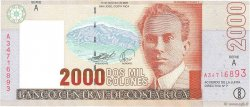 2000 Colones COSTA RICA  2005 P.265e NEUF