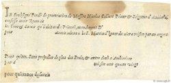 (1 Écu) FRANCE régionalisme et divers  1680  TTB