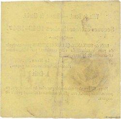 75 Centimes FRANCE régionalisme et divers Douai 1846  TTB