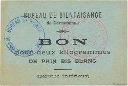 2 Kg FRANCE régionalisme et divers CARCASSONNE 1914 JPNEC.11- SUP