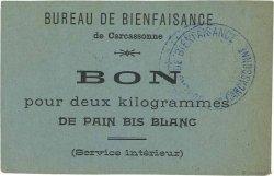 2 Kg FRANCE régionalisme et divers CARCASSONNE 1914 JPNEC.11- NEUF