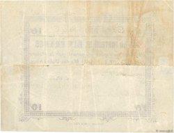 10 Francs FRANCE régionalisme et divers SAINT MARTIN VALMEROUX 1914 JPNEC.15.18 TTB