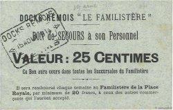 25 Centimes FRANCE régionalisme et divers REIMS 1914 JPNEC.51.19 SUP