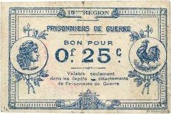 25 Centimes FRANCE régionalisme et divers  1914 JPNEC.13.095 TB