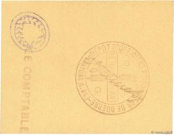 5 Centimes FRANCE régionalisme et divers MONTOIRE 1917 JPNEC.41.09 SPL