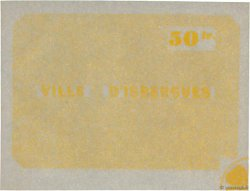 50 Francs FRANCE regionalism and various Isbergues 1940 K.034 UNC