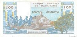 100 Ouguiya MAURITANIE  1973 P.01a SUP