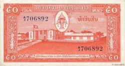 50 Kip LAOS  1957 P.05b pr.NEUF