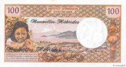 100 Francs NOUVELLES HÉBRIDES  1977 P.18d NEUF
