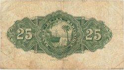25 Francs MARTINIQUE  1943 P.17 TB