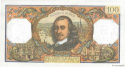 100 Francs CORNEILLE FRANCE  1970 F.65.30 pr.SPL