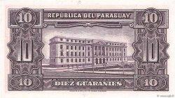 10 Guaranies PARAGUAY  1952 P.187c NEUF