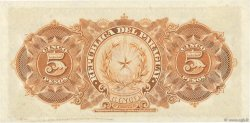 5 Pesos PARAGUAY  1907 P.156 NEUF
