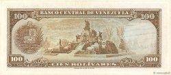 100 Bolivares VENEZUELA  1973 P.048j SPL
