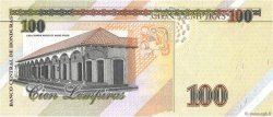 100 Lempiras HONDURAS  2004 P.077b NEUF