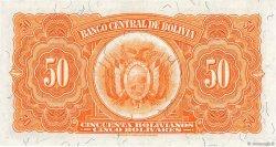 50 Bolivianos BOLIVIE  1928 P.132 SPL