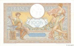 100 Francs LUC OLIVIER MERSON grands cartouches FRANCE  1936 F.24.15 pr.SUP