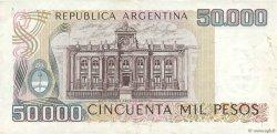 50000 Pesos ARGENTINE  1979 P.307a TTB+