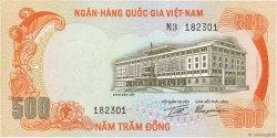 500 Dong VIET NAM SUD  1972 P.33a NEUF
