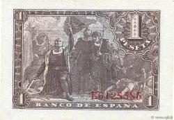 1 Peseta ESPAGNE  1943 P.126a pr.NEUF