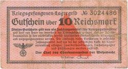 10 Reichsmark ALLEMAGNE  1939 R.521 pr.TB