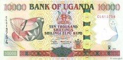 10000 Shillings OUGANDA  2003 P.41b NEUF