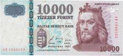 10000 Forint HONGRIE  1997 P.183a SUP+