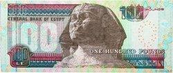 100 Pounds ÉGYPTE  2002 P.067c SPL