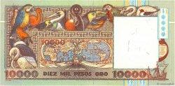 10000 Pesos Oro COLOMBIE  1992 P.437 NEUF