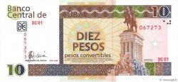 10 Pesos CUBA  2006 P.FX49 NEUF