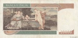 20000 Lire ITALIE  1975 P.104 TTB