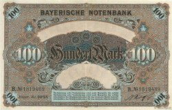 100 Mark ALLEMAGNE Munich 1900 PS.0922 SUP