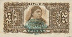 25 Centavos MEXIQUE  1888 PS.0151a pr.SUP