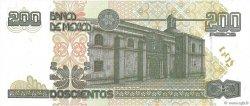 200 Pesos MEXIQUE  1998 P.109c NEUF