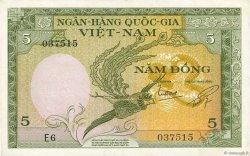 5 Dong VIET NAM SUD  1955 P.002a SUP+