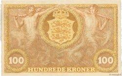 100 Kroner DANEMARK  1943 P.033d TTB