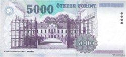 5000 Forint HONGRIE  1999 P.182a NEUF