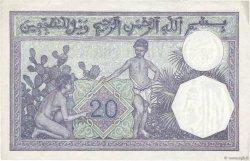 20 Francs type 1912 ALGÉRIE  1939 P.078c pr.SUP