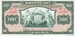 100 Mil Reis BRÉSIL  1890 PS.541r pr.NEUF