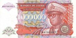 1000000 Zaïres ZAÏRE  1992 P.44a TTB