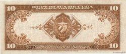10 Pesos CUBA  1945 P.071f TTB