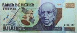 1000 Pesos MEXIQUE  2002 P.121 SUP