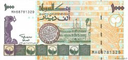 1000 Dinars SOUDAN  1996 P.59a NEUF