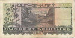 100 Schilling AUTRICHE  1947 P.124 TB