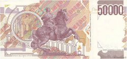 50000 Lire ITALIE  1992 P.116c SUP