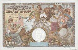 1000 Dinara YOUGOSLAVIE  1935 P.033 SUP