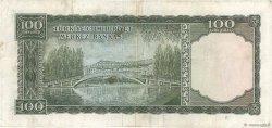 100 Lira TURQUIE  1964 P.177a TTB