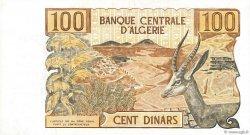 100 Dinars ALGÉRIE  1970 P.128b SPL